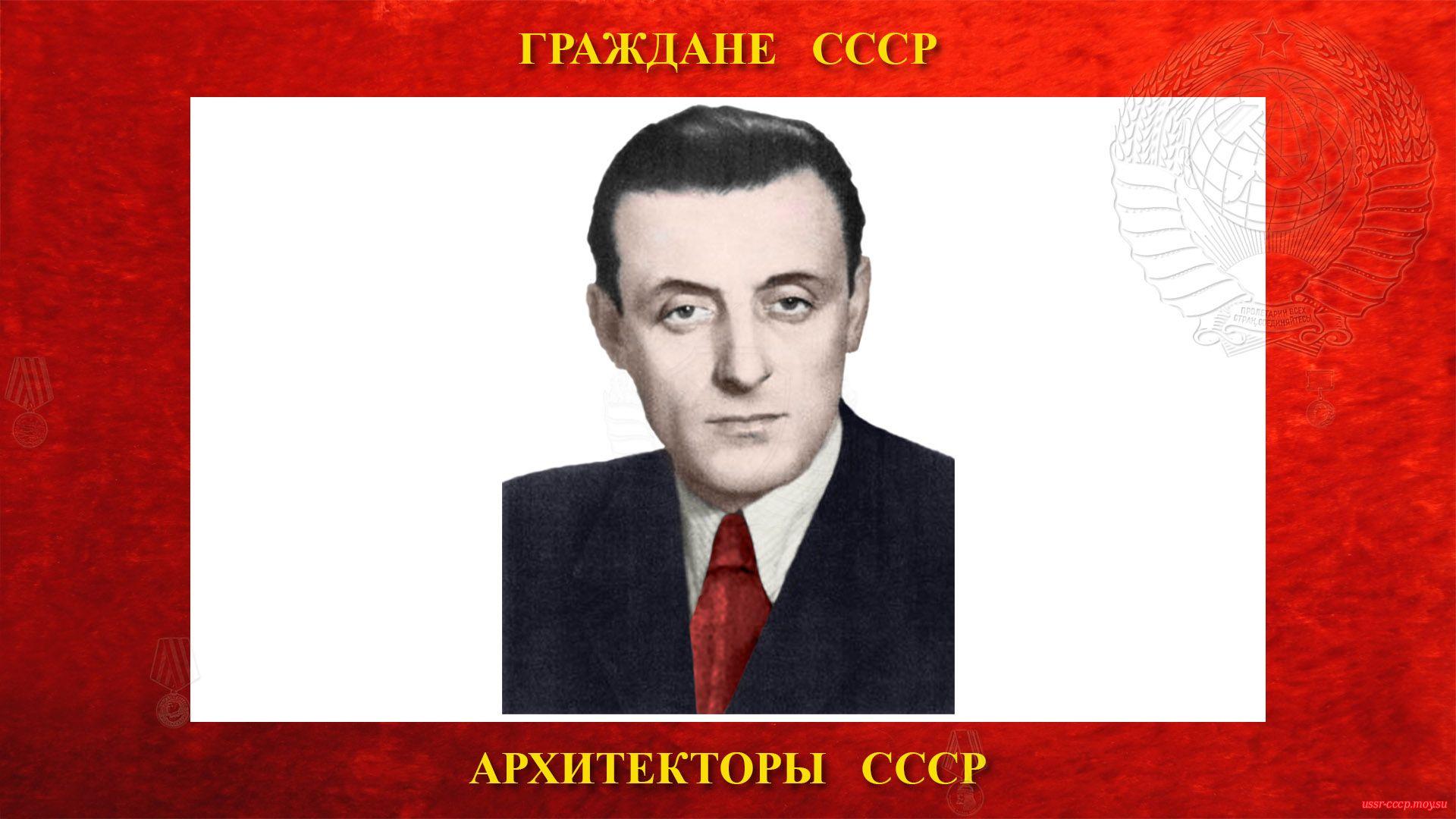 Минкус Михаил (Моисей) Адольфович(биография)